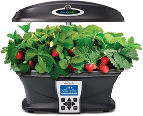 AEROGARDEN ULTRA (LED) AVEC KIT DE DOSETTES DE GRAINES DE FINES HERBES GOURMANDES