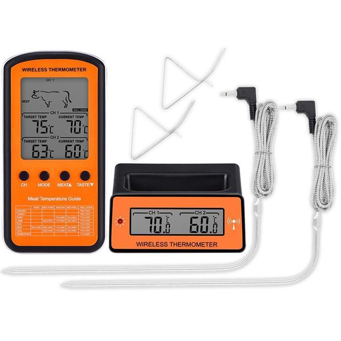 Kitchen Craft KCMILKTH Thermomètre à Mousse de Lai...