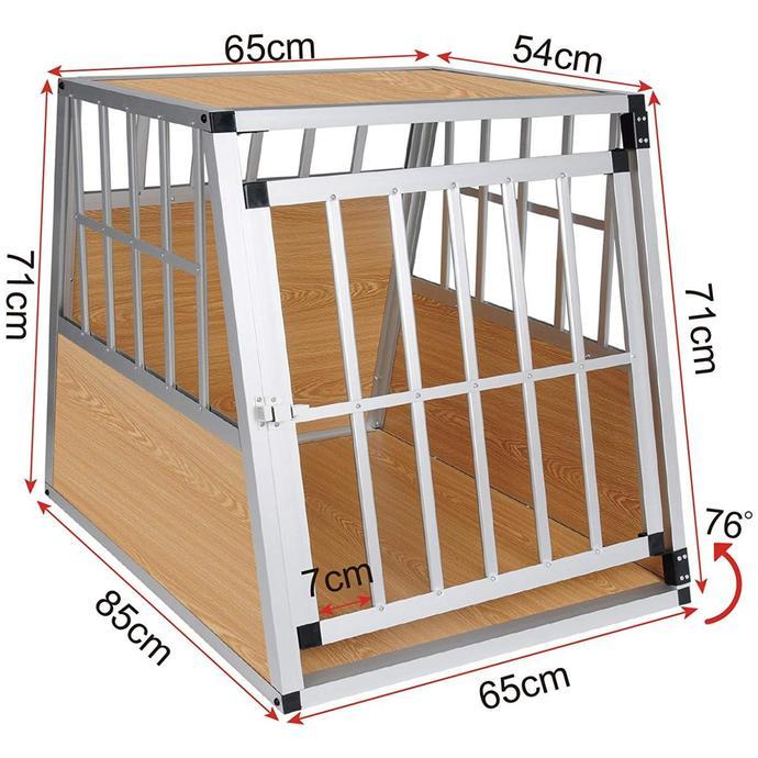 EUGAD 0114HT Cage de Transport en Oxford Sac de Tr...